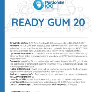 ready gum premium