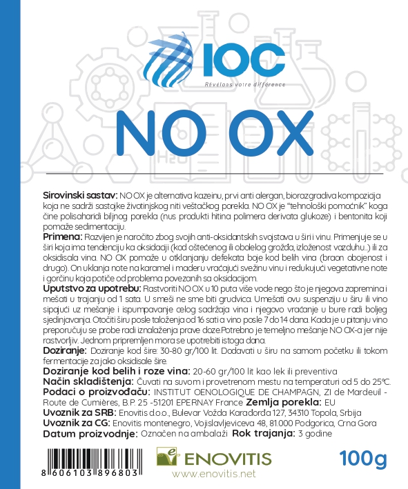 no ox deklaracija