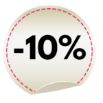 ikonica popust 10%