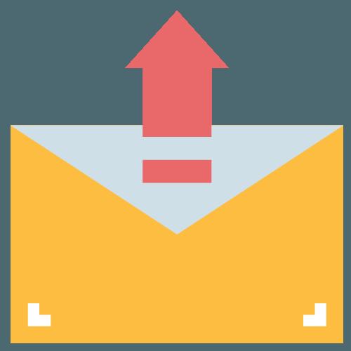 ikonica za pošiljku