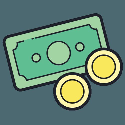 novac ikonica
