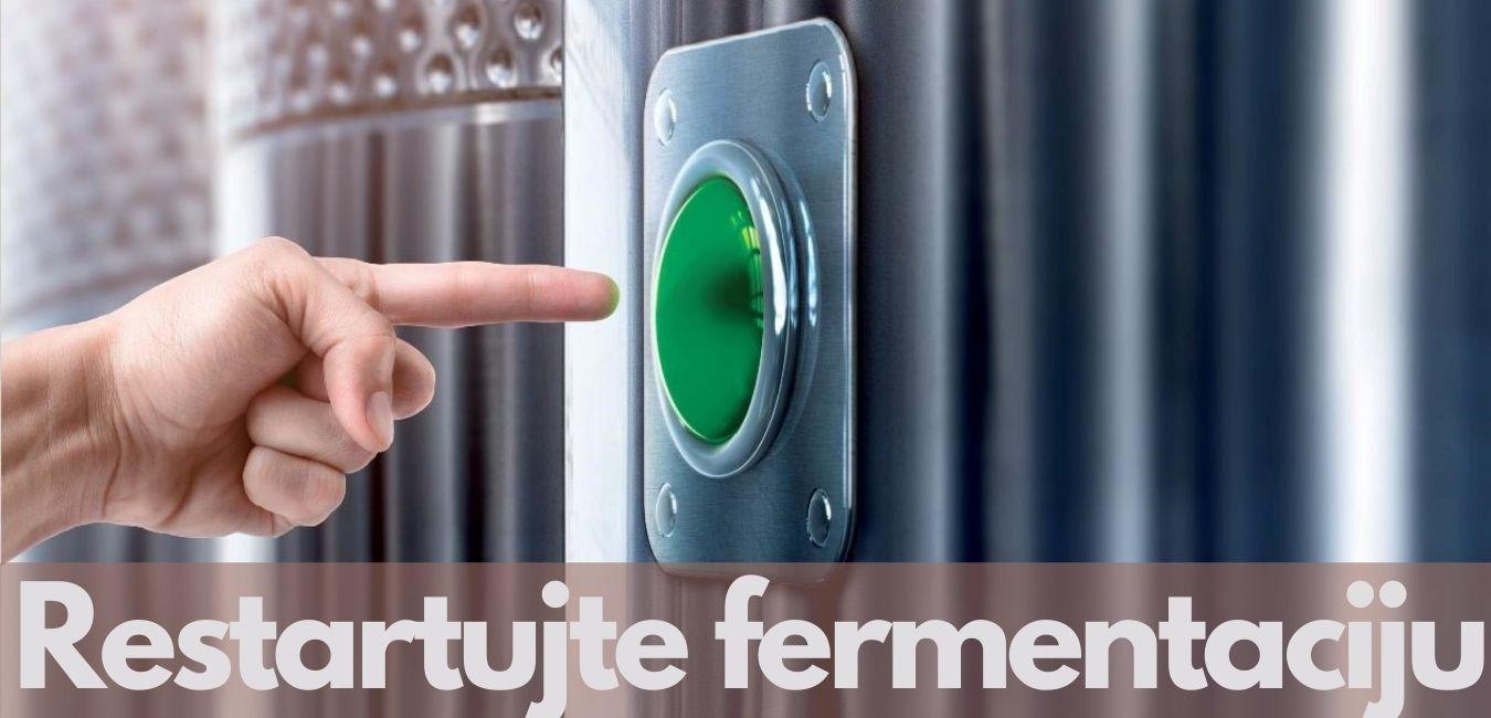 restart fermentacije